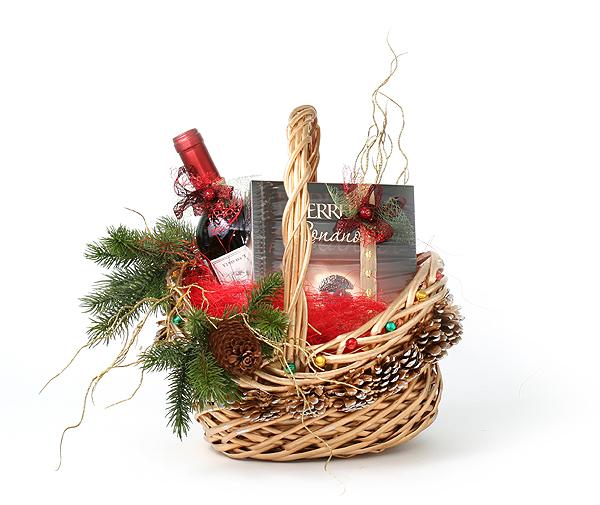 Новогодние подарки из шампанского и конфет своими